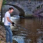 Fiske i mellandagarna