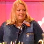 Maria Persson idag (Annika i Pippi)