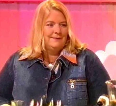 Maria Persson idag (An...