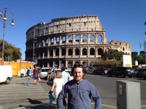 VD i Rom