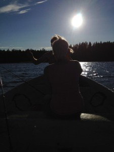 Markus & Madde i Båten