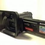 Sony HDR PJ650VE