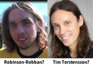 Tim torstensson Robinsonrobban lookalike lika heby östervåla