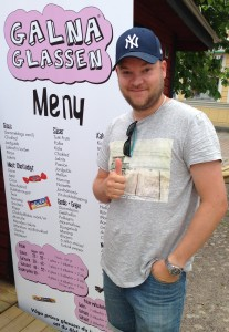 Galna glassen sala heby markus eklund iblogg.nu