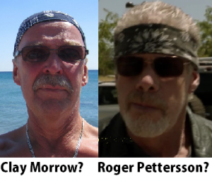 Clay morrow vs Roger pettersson lookalike